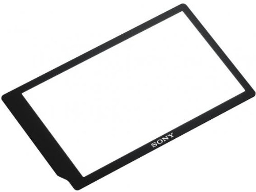 Sony Semi-Hard Plastic Protective LCD Screen Cover