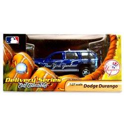 New York Yankees - 1:27 Die-Cast Dodge Durango