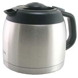Krups F15B0P Coffeemaker/Urn Thermal Carafe