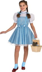 The Wizard of Oz Dorothy Deluxe Child Costume - Large PROD-ID : 1434900 (Child Deluxe Dorothy Ruby Slippers)