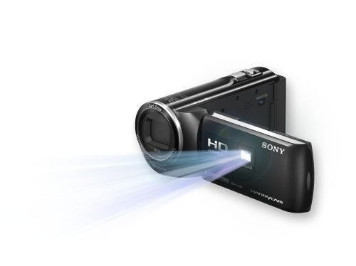 Sony Hdr-Pj230/B High Definition Handycam Camcorder With 2.7-Inch Lcd (Black)