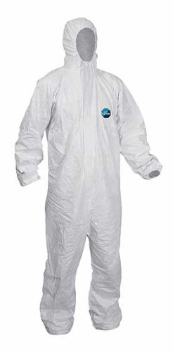 Florida Coast 44-1428XL Superpolymer Premium Disposable Coveralls - One Size Fits All