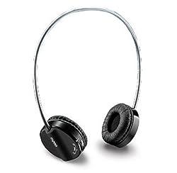 Rapoo Bluetooth Stereo Fashion Headset H6020 (Black)