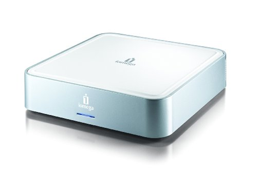 Iomega MiniMax Desktop Hard Drive - Disque dur - 1 To - externe - FireWire / Hi-Speed USB - 7200 tours/min