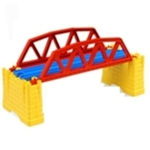 Plarail: J-03 Small Iron Bridge (Model Train) - 1