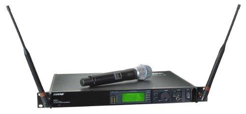 Shure Ur24S/Beta87C Handheld Wireless System, H4