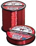 Shakespeare Cajun Red Lighting Mono 1/4lb Spool 14lb Test 850yd #CL14Q