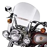 Windshield - FL Softail Models w/ Auxiliary 57734-00