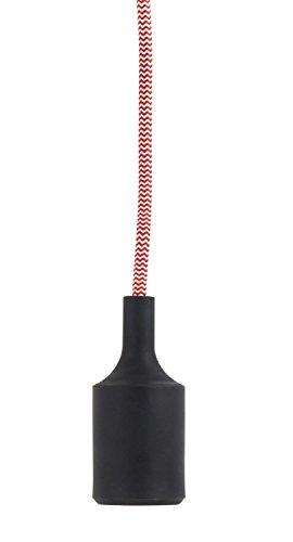kikkerland-klp50-rw-eu-chevron-pendandt-lamp-plastica-rosso