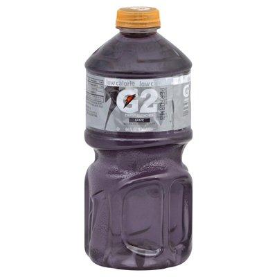 Gatorade G2 Perform Grape Sports Drink 64 Oz Bottles