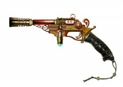 Combobulator - Fantasy Replica Gun - Colonel Fizziwig - Steampunk