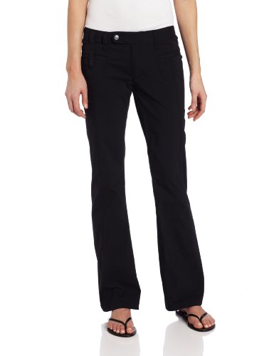 Royal Robbins Women's Discovery Pant, Jet Black, 6/Regular (Royal Robbins Womens Pants compare prices)