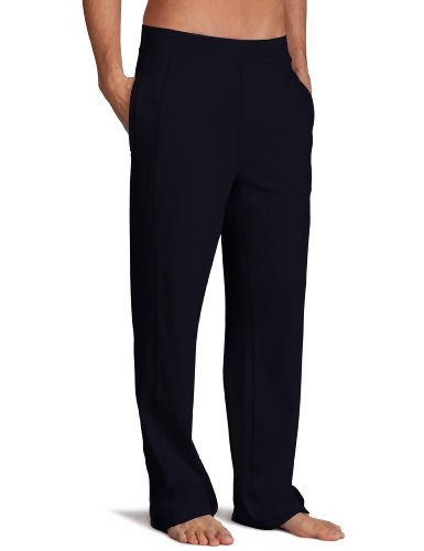 Zobha Men's Essential Pant (Black, X-Large)