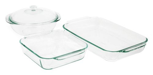 Pyrex Bakeware 4-Piece Set