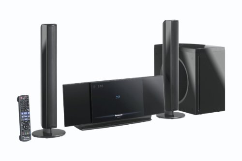 Panasonic SC-BTX77EB-K Blu-Ray 2.1 Home Cinema