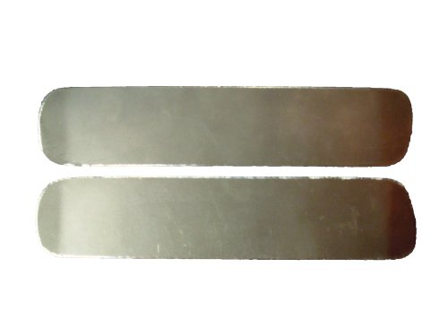 1973-1980 Chevy/GMC fullsize Truck Front Marker light filler plates (1980 Chevy Trucks compare prices)