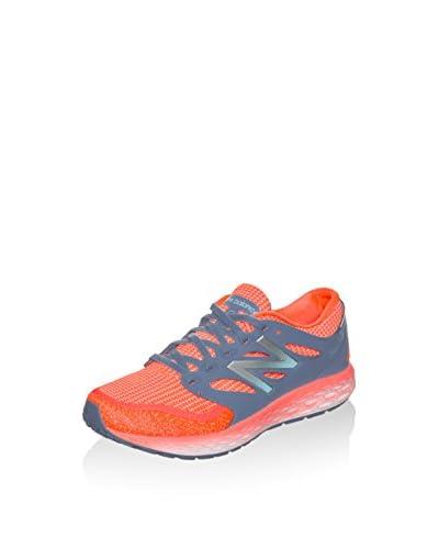 New Balance Sneaker Fresh Foam Boracay V2 [Arancione/Grigio]