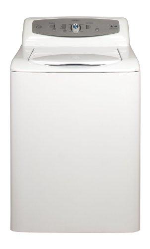 Haier RWT360BW Super Plus Capacity Washer, 3 Cubic Feet, White