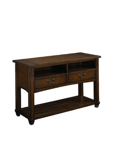 Cheap Hammary Tacoma Rectangular Console Table (049-926)