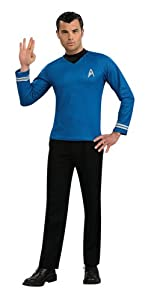Star Trek Movie Shirt Costume