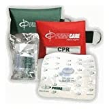 Primacare RS-8631 CPR Shield/Barrier Keyring Pouch