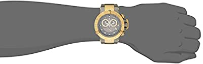 Invicta Men's 17211 Subaqua Analog Display Swiss Quartz Two Tone Watch