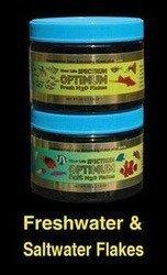 New Life International Spectrum Freshwater Flake With Garlic 90g