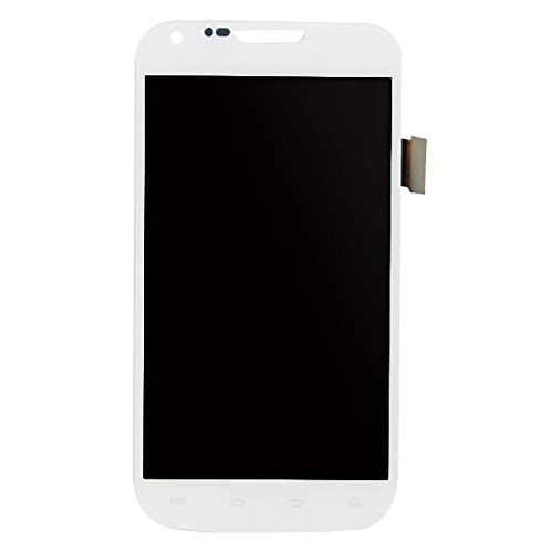 New Lcd Display & Touch Screen Assembly For Samsung Galaxy Sii S2 T-Mobile T989 (White)