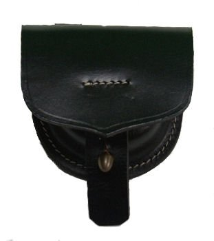 Civil War Reproduction Shield Front Cap Box