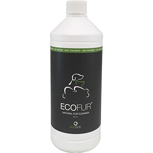 Bild von: ECODOR EcoFur Fellreiniger - 1 Liter Nachfüllflasche