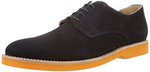 Hackett London - Paterson Shoes, Calzature Primi Passi da uomo, blu (marine bleu), 42
