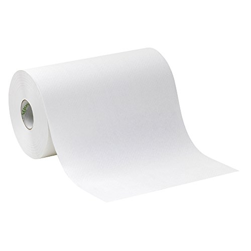 Georgia-Pacific 26610 SofPull Paper Towel Roll, 1-Ply Hardwound, (WxL) 9