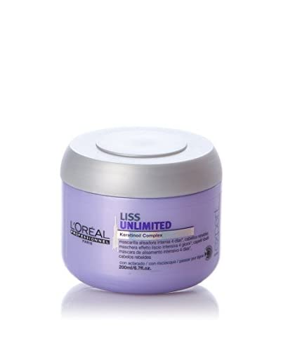 L'Oreal Mascarilla Serie Expert Liss Unlimited 200 ml