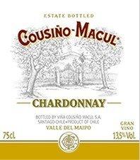 Cousino-Macul Chardonnay 2007 750Ml