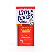 Little Remedies Little Fevers Fever/Pain Reliever Infant Drops - 1 oz Berry Flavor