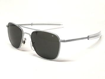 american aviator sunglasses  Buy American Optical AO Original Pilot Aviator Sunglasses 57 mm ...