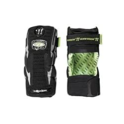 Warrior MPG Arm Pad 4.5 (Black / Silver) LARGE Size