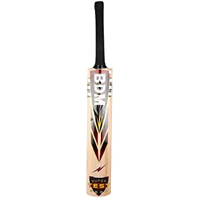 BDM Super Test 2000 Kashmir Willow Cricket Bat