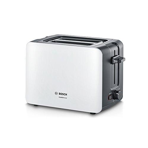 bosch tat6a111 kompakt toaster comfortline automatische brotzentrierung auftaufunktion 1090 w. Black Bedroom Furniture Sets. Home Design Ideas