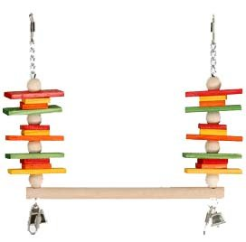 Cheap Paradise Toys Featherland Swing w/ Blocks – Large (B00674J6SU)