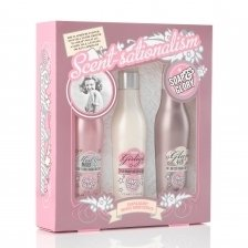 Soap & Glory Scent - Sationalism Gift Set.
