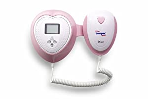 Angelsounds Fetal Heart Detector (Doppler) with LCD Monitor