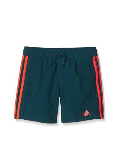 adidas Boxer da Bagno Y 3SCL SH ML Y [Verde/Rosso]