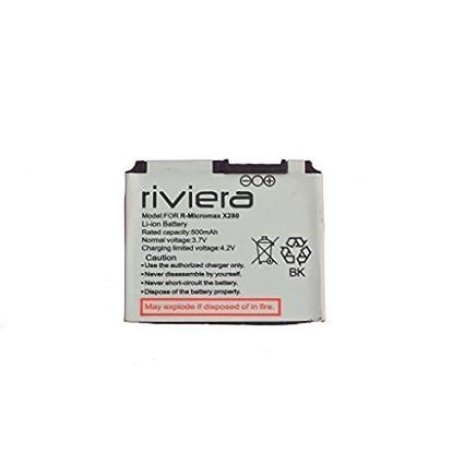 Riviera 500mAh Battery (For Micromax X280)