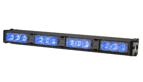 Lumax Intensifier Ii Vehicle Emergency Led Light Blue/Blue