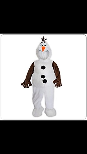 Disney Store Frozen Olaf Plush Costume for Kids (4)