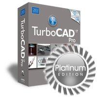 TurboCAD Pro 17 Platinum Edition
