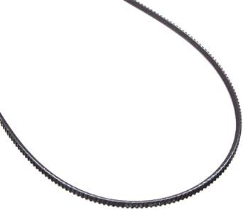 "Gates 5M710 Polyflex Belt, 5M Section, 3/16"" Top Width, 27.95"" Length"