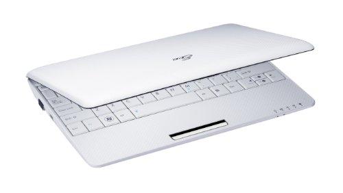 【Amazonの商品情報へ】ASUS EeePC1001HA 10.1型液晶 Intel N270搭載 ホワイト EEEPC1001HA-XPWH
