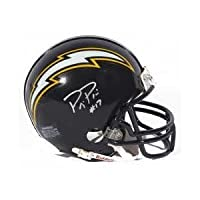 Philip Rivers San Diego Chargers Signed Autographed Mini Helmet Authentic Certified Coa